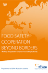 Food safety - cooperation beyond borders