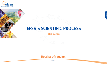 Interactive: EFSA's scientific process - step by step