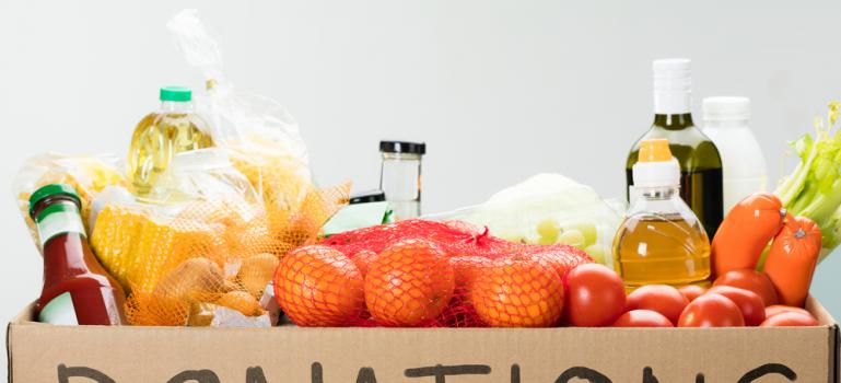 Food safety: simplified approach to make food donations easier |