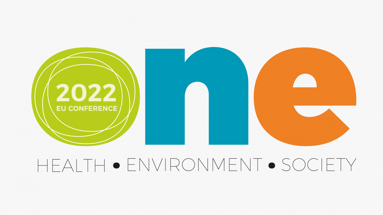 """One health"" conference 2022 - banner"