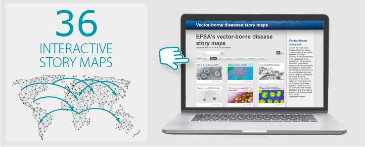 36 interactive story maps